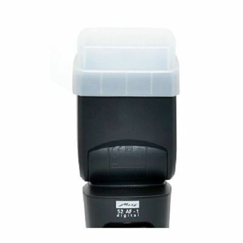all versions,Nikon Olympus Panasonic Sony White Flash Diffuser for Metz 64 AF-1