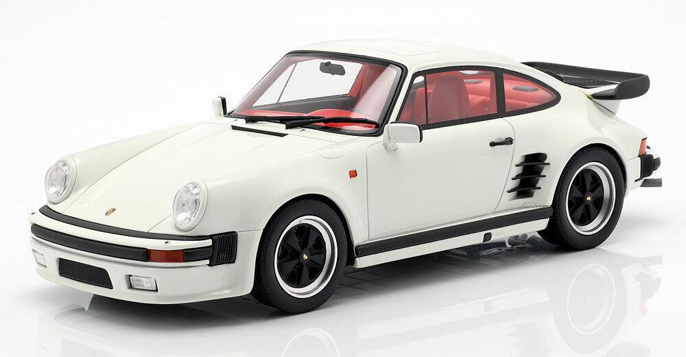 GT Spirit PORSCHE 911 930 TURBO S WHITE 1 18 Scale New Release  LE of 999