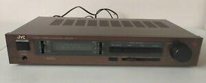 JVC a-k100 Verstärker Stereo mit Phono Stage 75w Vintage Voll Getestet