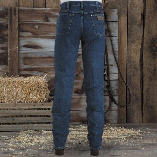 42634e3f Wrangler 13mgs George Strait Cowboy Cut Original Fit Mens Jeans 34 38 for  sale online | eBay