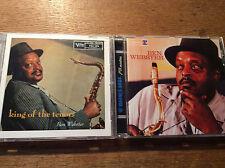 Ben Webster  [2 CD Alben] The Warm Moods + King of the Tenors / Saxophone