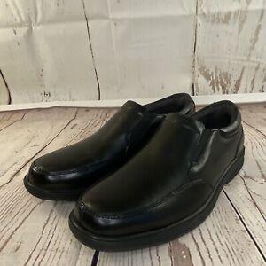 nunn bush slip on dress shoes