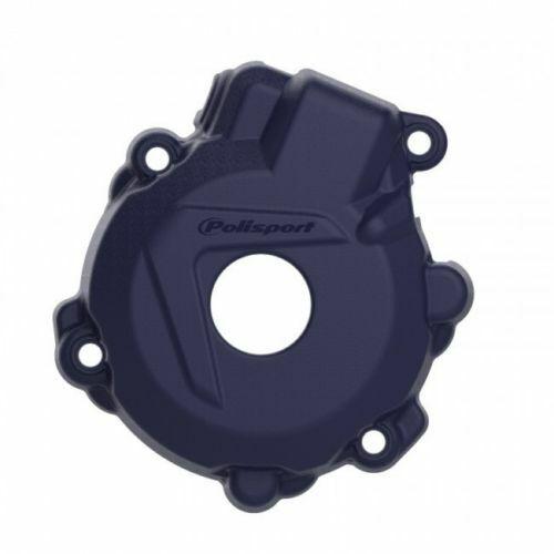 Polisport Ignition Cover Protector For Husqvarna FE 250 350 14-16 Blue