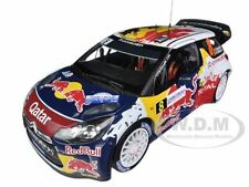 CITROEN DS3 #8 WRC RALLY FRANCE 2012 RED BULL 1/18 MODEL CAR BY NOREV 181553