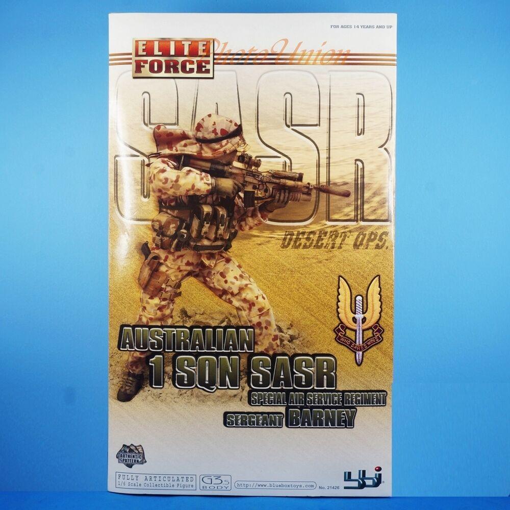 BBI Elite Force 1 6 Figure Australian SASR Special Air Service Regiment 21426