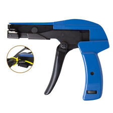 Cable Tie Gun Fastening Cutting Tool Steel Handle Special For Nylon Cable Tie