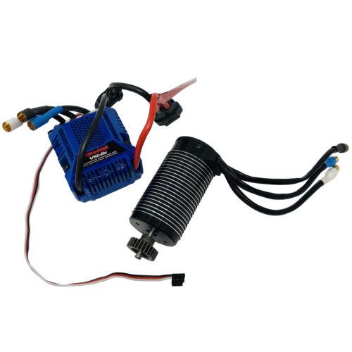 E-Revo 2.0 UDR Brand New Traxxas VXL-6S WP Brushless System w 2200KV BL Motor