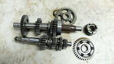 01 Yamaha TW200 TW 200 Trailway trans tranny transmission gears