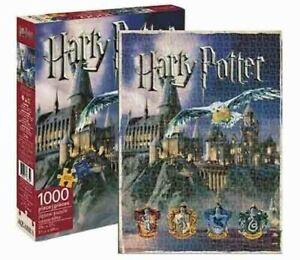 1000-piece-HARRY-POTTER-039-HOGWARTS-039-School-Licensed-Jigsaw-Puzzle-JK-Rowling