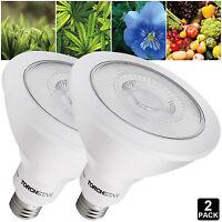 16.5w Par38 Led Plant Grow Light Bulb,40° Beam Angle, E26 Base
