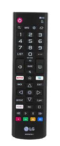 Genuine LG AKB75675311 TV Télécommande Smart Remote Control Netflix Amazon NEUF * RM 96 *
