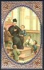 SANTINO HOLY CARD IMAGE PIEUSE - SAN GIOVANNI BOSCO - SACERDOTE