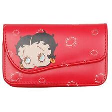 GNJ Handy - Tasche Betty Boop - Kiss groß 12 x 6 x 2cm für iPhone 4 / 4S
