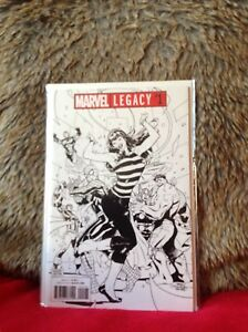 MARVEL-LEGACY-1-PARTY-SKETCH-VARIANT-EDITIION-DODSON-MARVEL-COMICS