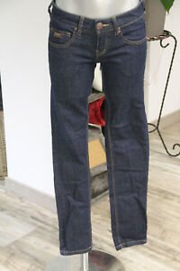 jeans-femme-brut-KAPORAL-5-Slim-modele-LOAN-taille-W27-36-38-EXCELLENT-ETAT