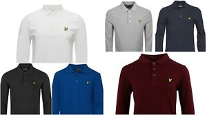 Lyle-and-Scott-LONG-SLEEVE-Polo-Shirt-For-Men-Winter-Huge-SALE-034