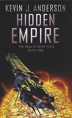 1 of 1 - Hidden Empire by Kevin J. Anderson (Paperback, 2005)