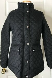 Lucky Brand Womens Quilted Barn Jacket