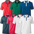 *NEW* 2016 Adidas Mens Climacool Branded Performance Golf Polo Shirt