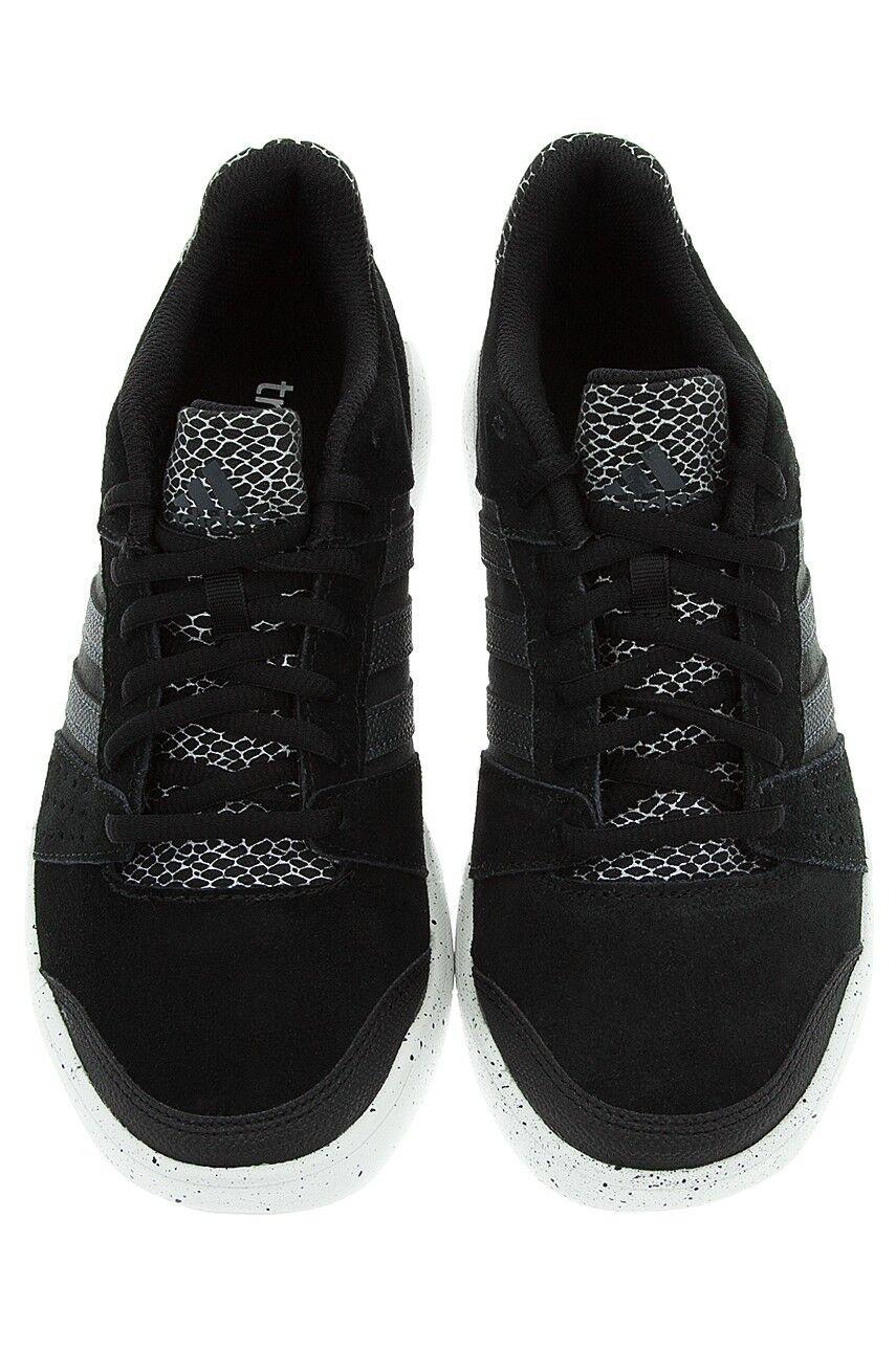 NIB adidas sneakers Vintage Style Snake Essential Fun Black and Snake Style US 7 39 32eec2