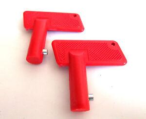 2-x-Spare-Keys-For-Battery-Isolator-Switch-100A-12v-Cut-Off-Power-Kill-Key