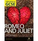 Romeo and Juliet: York Notes for GCSE (Grades A*-G): 2010 by John Polley (Paperback, 2010)