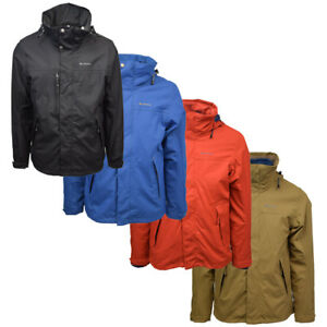 Your-Mountain-By-Quechua-3-In-1-Fleece-Lined-Canvas-Winter-Jacket-Retail-120
