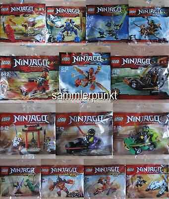 1 Lego® Ninjago Promo Mini Building Set -ovp- Ihrer Wahl Direktverkaufspreis