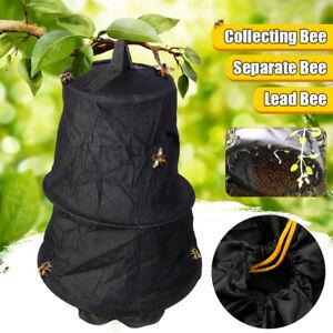 Bienenzucht-Werkzeuge-Schwarmfangbeutel-Bienen-Kaefig-Bienen-Fangbeutel-Imkerei