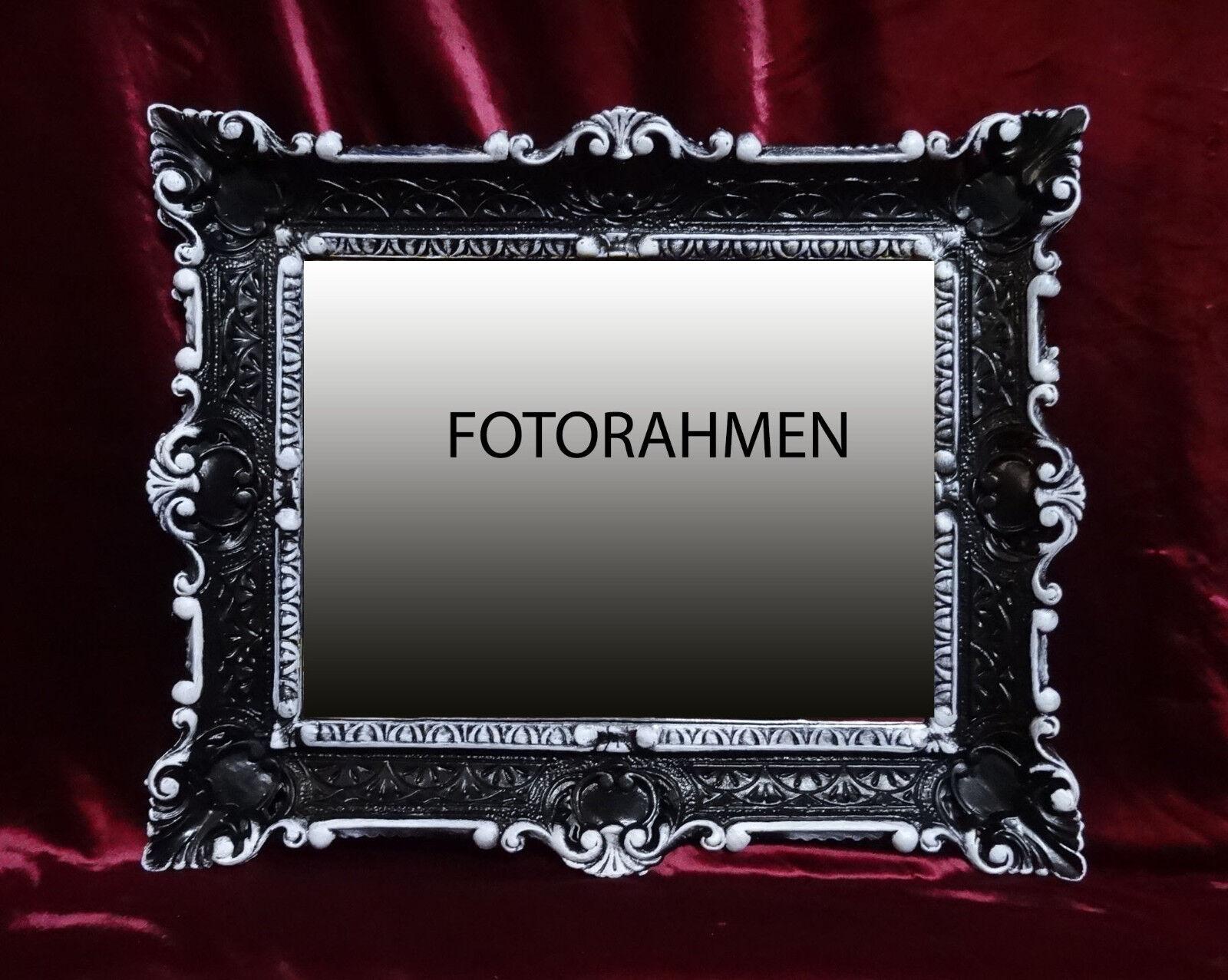 Antik Barockrahmen Bilderrahmen Gold 56X46 Fotorahmen Repro für Foto s 30X40 cm