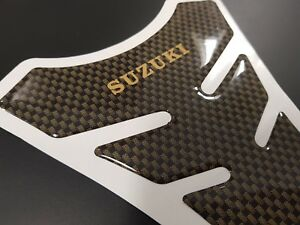 Gold-Edition-Motorbike-Motorcycle-Tank-Pad-Protector-Suzuki-Bandit-GSF-GSXR-etc
