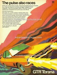 1968 PLYMOUTH HEMI MOPAR A3 POSTER AD ADVERT ADVERTISEMENT SALES BROCHURE MINT