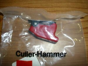 MS25224-1 Aircraft Toggle Switch Guard RED