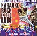 Karaoke Rock In The UK von Various Artists (2015)
