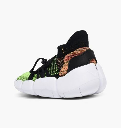 Nike 004 Ao2611 Volt Uk Nero Bianco Dm 11 Footscape 8 Flyknit wqaw4TR