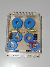Filtro crossover 3 vie stereo 120 W RMS 4 ohm FC020