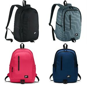 415bd083cc Nike All Access Soleday Backpack Sports Travel Bag School Gym Laptop ...