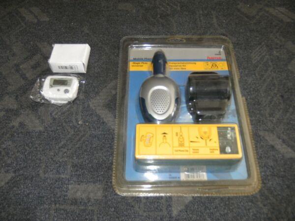 1 Tasche Passo Coltelli, Distance Counter +1 Vivavoce Per Auto-ichtung Für Kfz Grandi Varietà