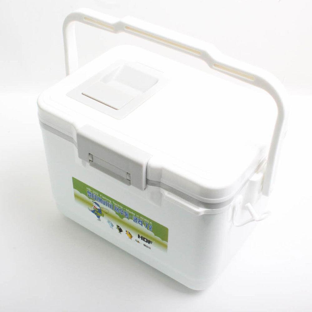 Live Bait Cage Shrimp Shrimp Shrimp Fishing Box Multi Shrimp Container Cooler 7L HB-202 4383be