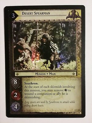 Lord of the Rings CCG The Two Towers Foil Cards LotR TCG