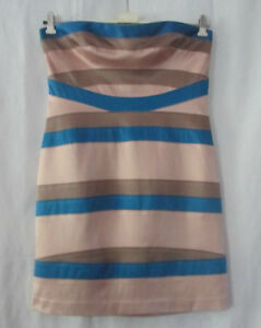 Womens-Cooper-St-sz-12-Panel-Bodycon-Dress-As-New