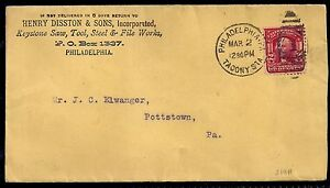 1909-Saw-amp-Tool-Ad-Cover-Philadelphia-to-Pottstown-PA-1878-Paris-Worlds-Fair