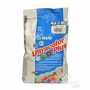 Intelligent Mapei Ultracolor Plus-zementärer Fugmörtel, Magnolia 160, 5 Kg-afficher Le Titre D'origine Jouir D'Une Haute RéPutation Sur Le Marché International