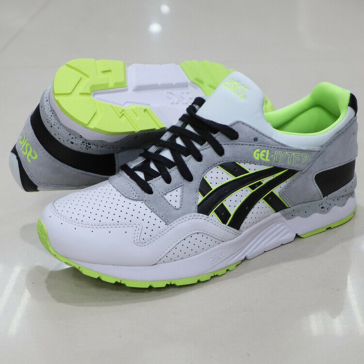 SHIHWEISPORT ASICS TIGER GEL-LYTE V H607N-2290 Retro Zapatillas Unisex
