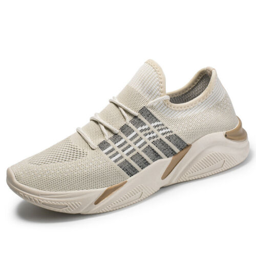Men/'s Trainers Mesh Running Jogging Fitness Shoes Athletic Casual Sneakers 2019