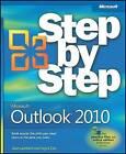 Microsoft Outlook 2010 Step by Step by Joyce Cox, Joan Lambert (Paperback, 2010)