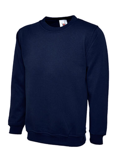 Ladies Sweatshirt Size 8 to 28 Plus Unisex Loose Fit NEW **UK STOCK**