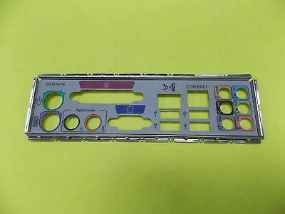 New I//O IO Shield Blende For HP MS-7613 Backplate Motherboard