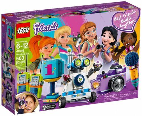 41346 FRIENDS LEGO LA BOITE DE L'AMITIÉ