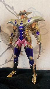 SHG Saint Seiya Myth Cloth EX Hades Surplice Specters Retreating Star Figure